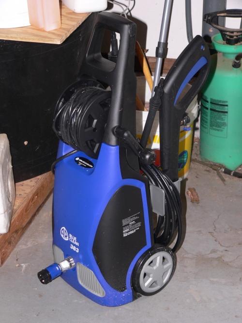 Blue Ocean  Pressure Washer