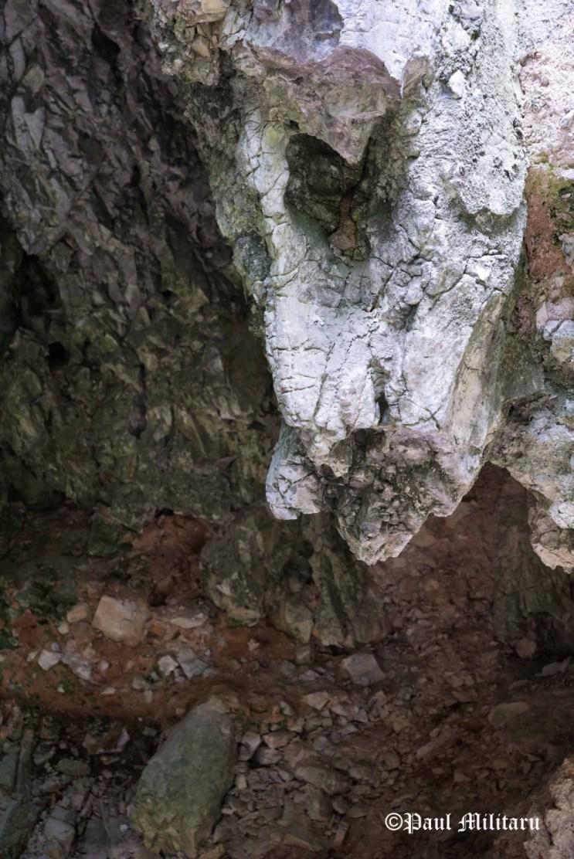 """Formation of Limestone Rocks"" - Paul Militaru Photography"