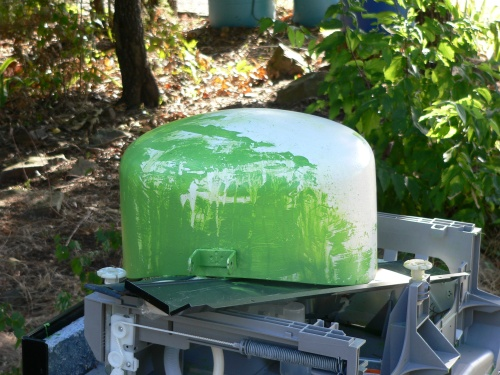greenishpropanetankdome