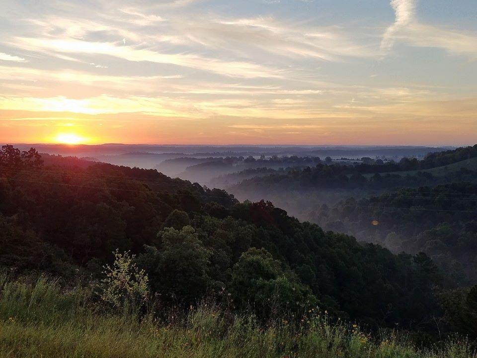 Angie Katzer Plumb - AR Sunrises & Sunsets via Cindy Bassnett Thurman