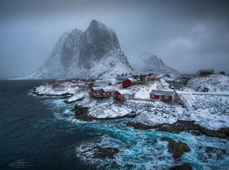 Hamnoy Norway via inigo-cia