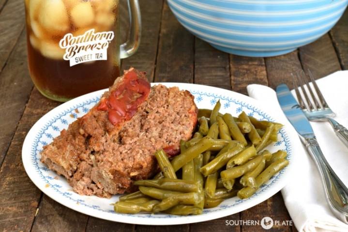 Susan's To Die For Low Carb Meatloaf