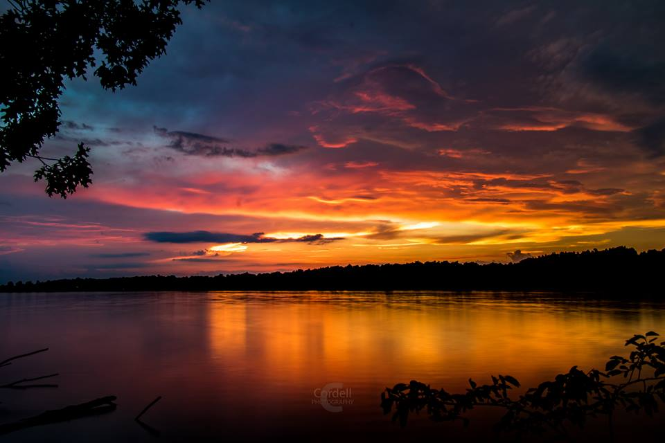 Scott Cordell - AR Sunrises and Sunsets via Cindy Bassnett Thurman