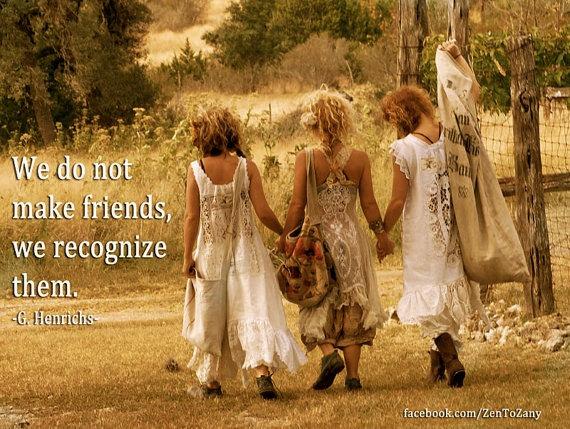 Magnolia Pearl Friendship Post via Zen to Zany