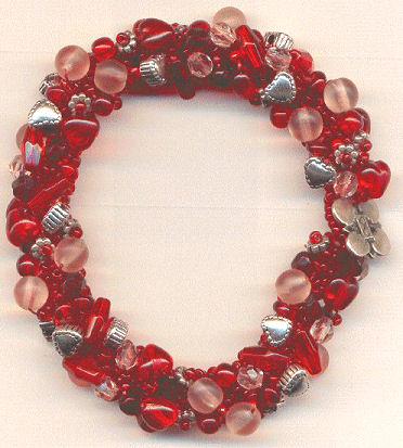 """Love Garden"" Bracelet by Robyn Soules"