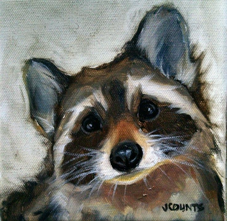 Oil Paintings I Love Animals Take 6