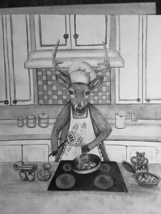 """The Chef"""