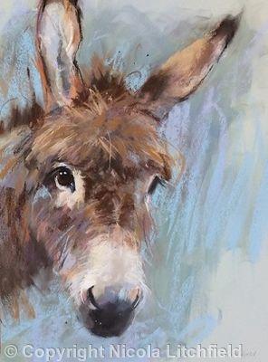 Wild Animal Paintings Take 2