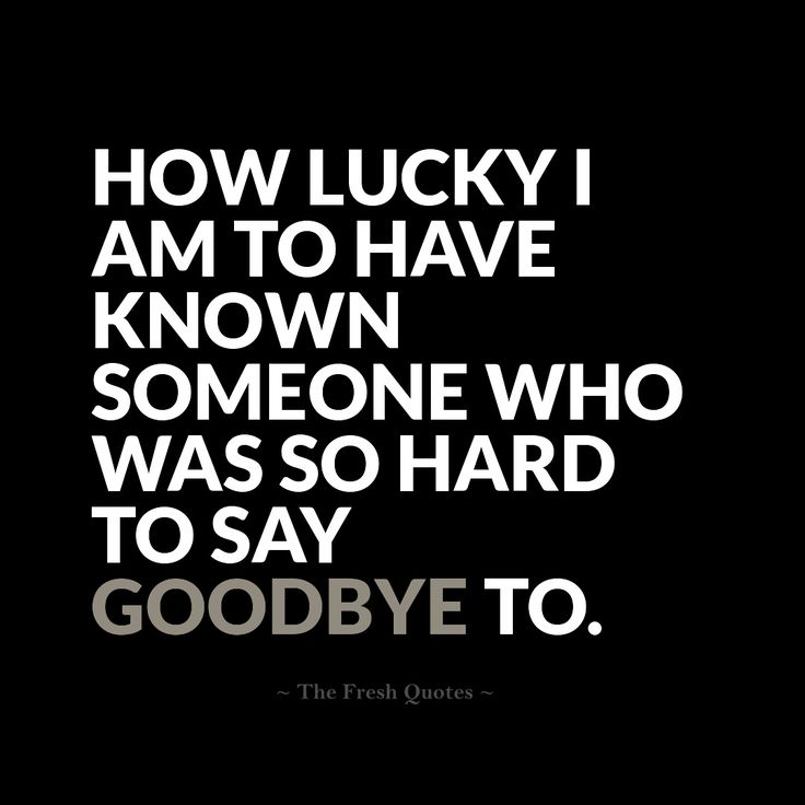 when your best friend leaves